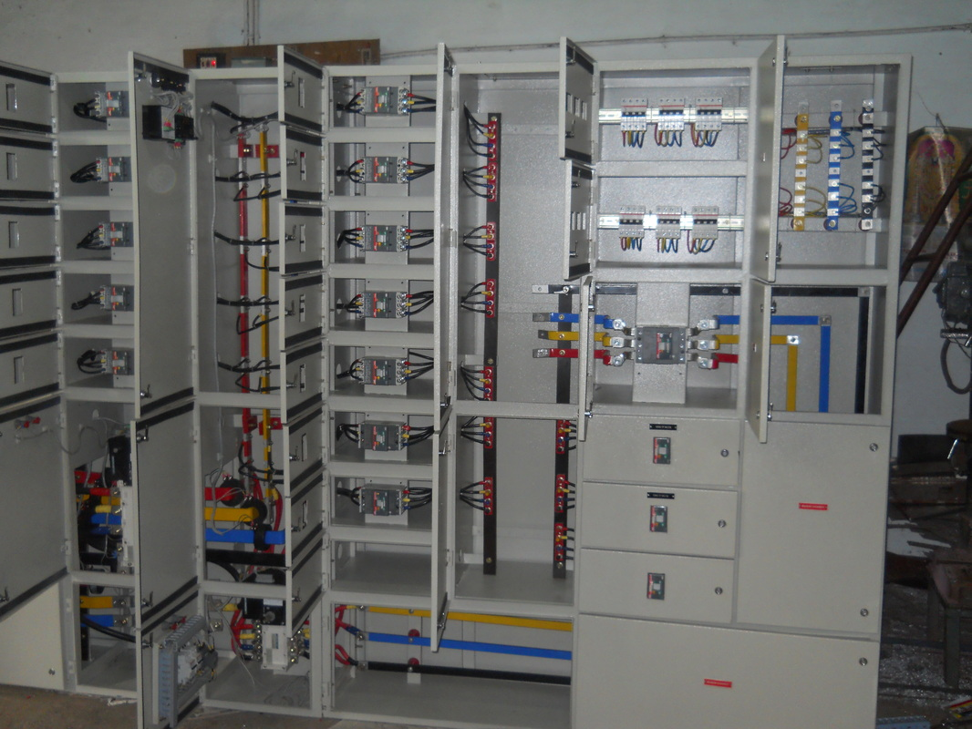 LAKSHMI CONTROL SYSTEMS Electric Control Panel Manufacturers in ...